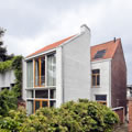 House Extension In Mortsel, Belgium